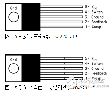 lm2577中文资料汇总(lm2577引脚图及功...