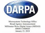 探秘DARPA正在研发的毫米波数字阵列技术是什么