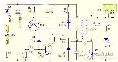 usb接口电路图大全(DS2490S/PDIUSBD12)