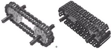 机器人常用的齿轮链