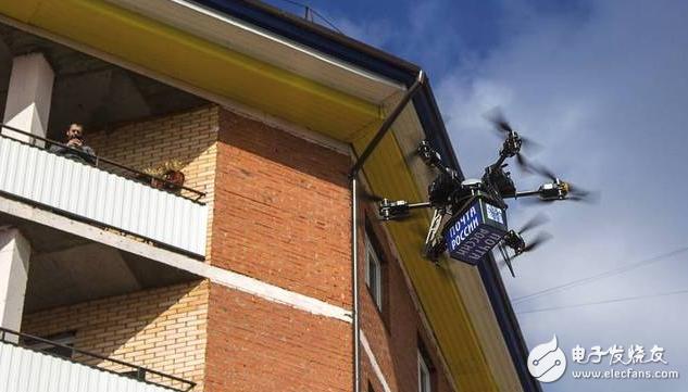 无人机快递可行性探究:无人机真的靠谱吗?