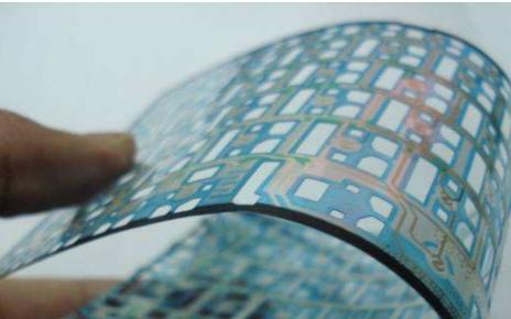 柔性电路用于导体相互连接的各种应用