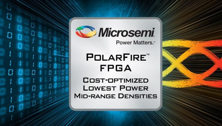 美高森美PolarFire FPGA器件荣获《今...