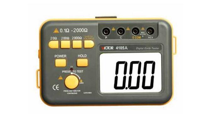 接地电阻值多少为标准_标准接地电阻的规范要求