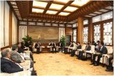 印度派代表团访问清华大学、紫光集团进行交流与探讨