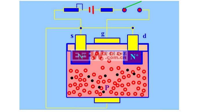 mos管三个引脚怎么区分_mos管的作用介绍