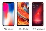 全面屏手机主要有三种结构,这三种结构最终哪一种是...