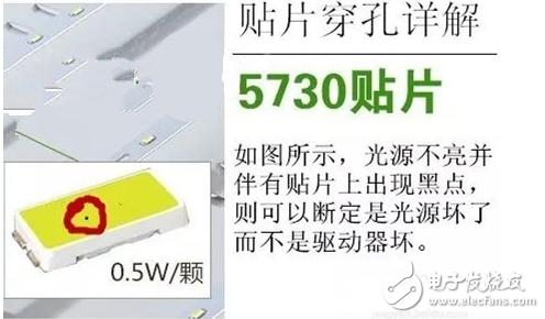 led灯贴片安装步骤图解