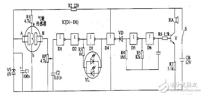 s8050典型應用電路匯總(保護器/無線遙控開關/直流電機過流保護電路)