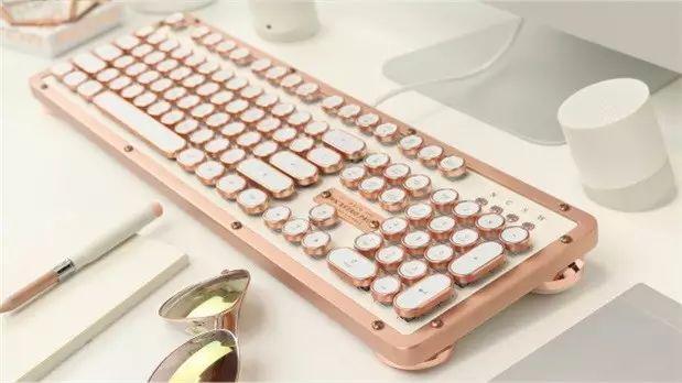 介绍几款复古打字机风格机械键盘