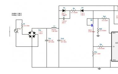 220V交流电转化为12V直流电参考设计