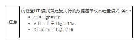 802.11ac连接的推荐设置_802.11AC无线网桥的配置和注意事项