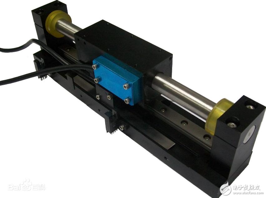 线性电机的工作原理详解