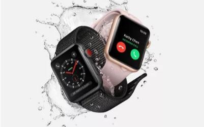 微芯高价收购美高森美、Apple Watch销量...