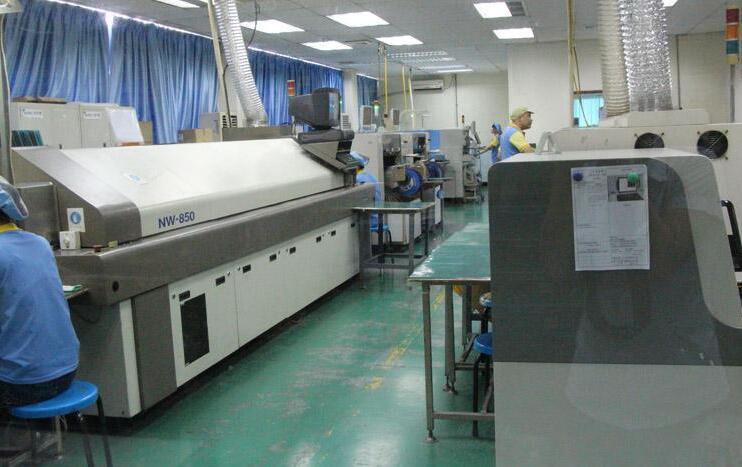 一条smt生产线多少钱_smt生产线设备组成介绍