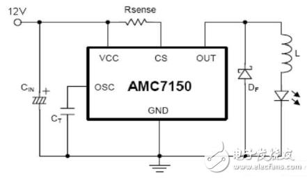 led驱动芯片型号有哪些_十款led驱动芯片电路...