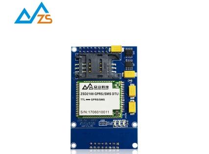 一款使用GPRS进行无线数据传输的嵌入式终端