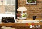 雅居必备 可以种植植物的台灯