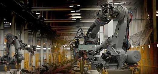 五大应用范围来分析工业机器人发展前景