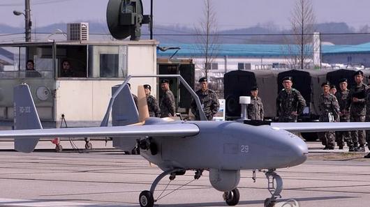 韩国在军用无人机产业发展方面雄心勃勃