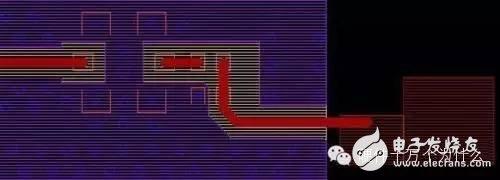 关于射频走线和铺地的仿真实验