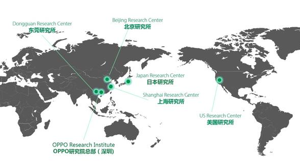OPPO研究院聚焦5G、AI等新技术