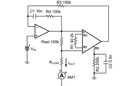 TI工程师简单介绍几款经典的电流源电路