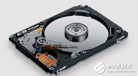 电脑硬件基础篇硬盘(硬盘工作原理及作用_特性参数...
