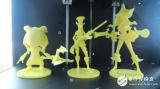 3D打印《英雄联盟》角色 或将代替传统工艺?
