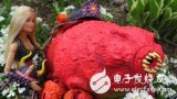 3D打印技术:骑着水熊的山顶洞女