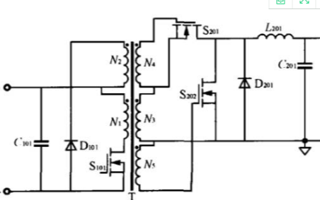 根据MOSFET的控制特点,应运而生了同步整流这一新型的整流技术