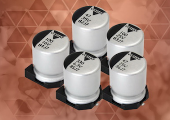 Vishay新款导电和混合导电铝聚合物电容器可节...