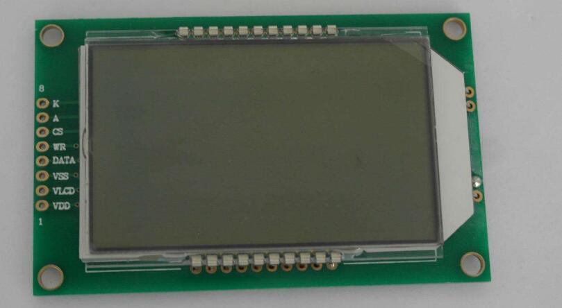 段码液晶屏如何选择驱动IC