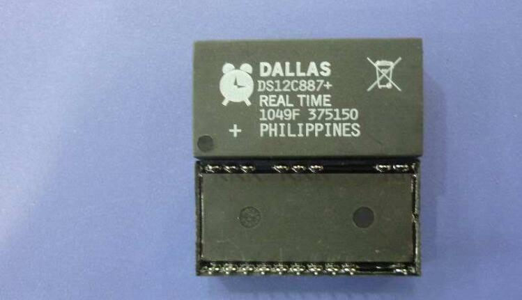 世纪寄存器ds12c887的时钟电路图大全