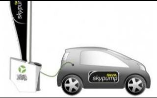 UGE希翼和通用电气联合推出由风力供电的电动汽车...