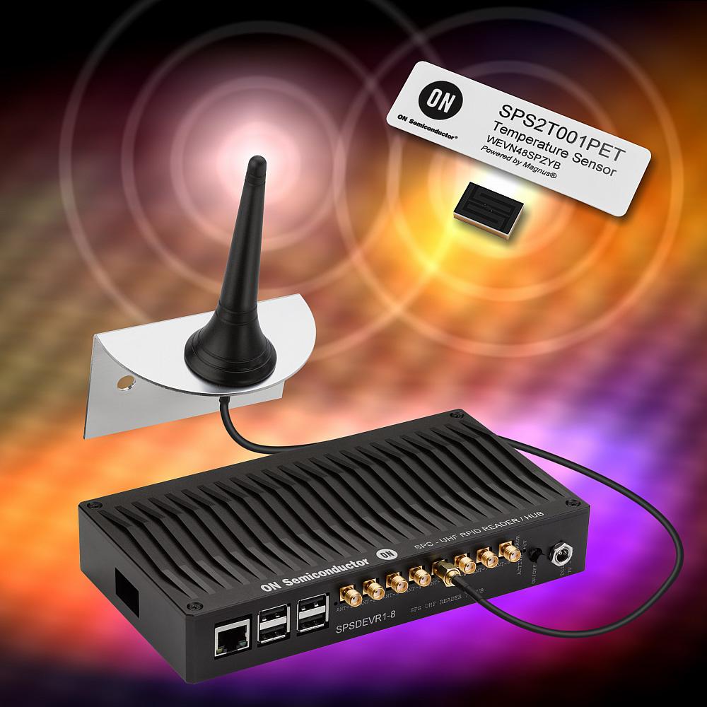 SPSDEVK1完整的无线无电池感测方案套件,快速应用于物联网 (IoT)应用