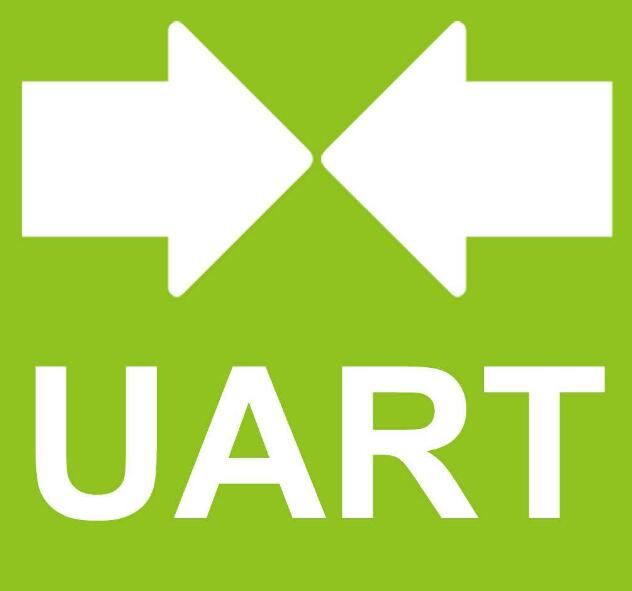 UART用一条传输线将数据一位位地顺序传送,以字符为传输单位,通信中两个字符间的时间间隔多少是不固定的, 然而在同一个字符中的两个相邻位间的时间间隔是固定的,数据传送速率用波特率来表示, 指单位时间内载波参数变化的次数, 或每秒钟传送的二进制位数,   如每秒钟传送240个字符, 而每个字符包含10位(1个起始位, 1个停止位, 8个数据位), 这时的波特率为2400Bd。   传输时序如下图:      在UART中,信号线上共有两种状态, 分别用逻辑1(高电平)和逻辑0(低电平)来区分   在空闲