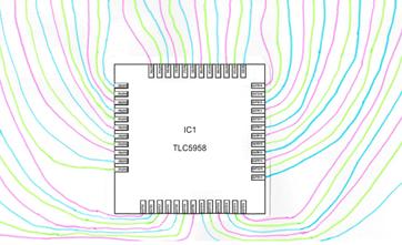 48通道LED标牌显示器驱动应用方案