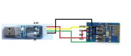 esp8266固件如何升级_ESP8266WIFI模块固件升级