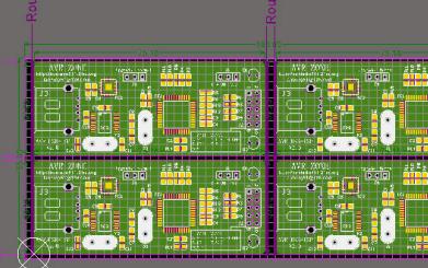 方案设计中如何运用Altium Designer拼板?