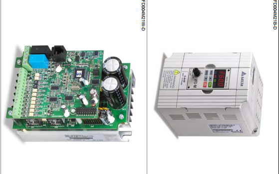 台达VFD-M-D梯门机专用型交流电机驱动器使用手册pdf资料下载
