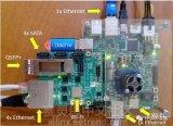 一款基于TySoM-2A-7Z030开发板卡的可重编程的路由器/交换机