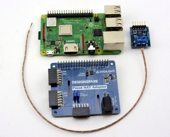 使用Pi 3 Model B +构建定制遥感平台