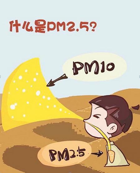 PM2.5和PM10定义、来源、危害以及检测应用...