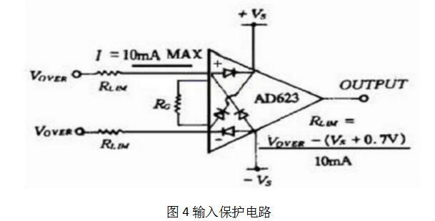 ad623单电源放大电路(ad623引脚图_工作原理及应用电路)