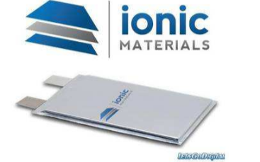 Ionic Materials固态电池取得突破性...