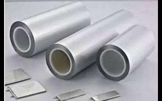 国产铝塑膜挖掘90%替代空间,性能亟待突破