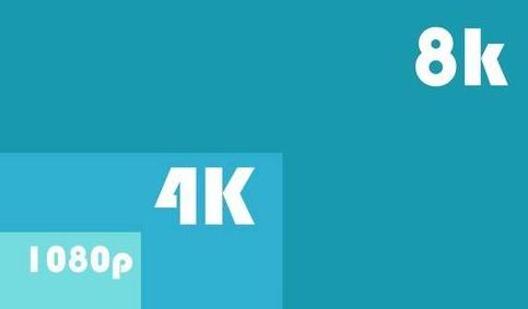 多方布局8K  超高清成为趋势