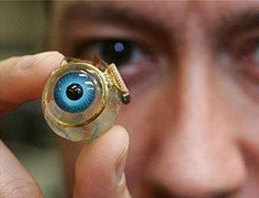 最新科技来临 用于手机摄像头 眼镜的电子控制人造眼睛横空问世