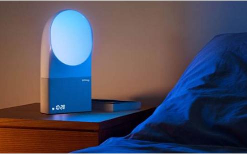 助眠灯:让你快速入睡,还能起床不累!